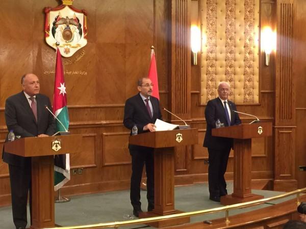 اليوم.. لقاء فلسطيني مصري أردني لبحث إجراءات وأحداث غزة