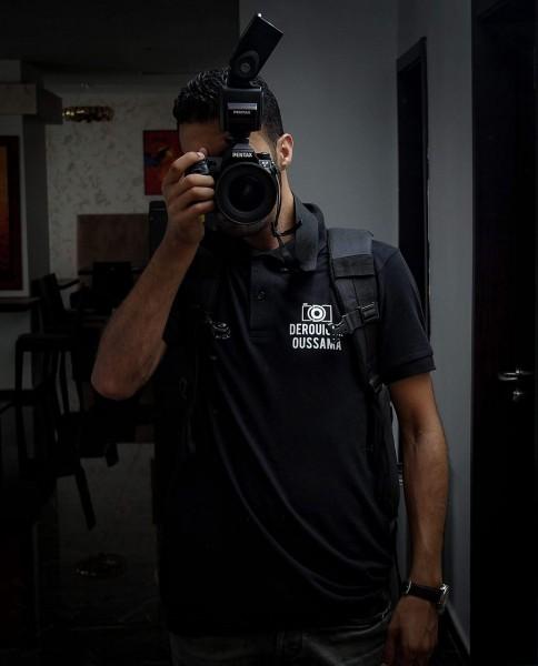 """المصور الجزائري """"درويش أسامة """" رمز في التميز والإبداع"""