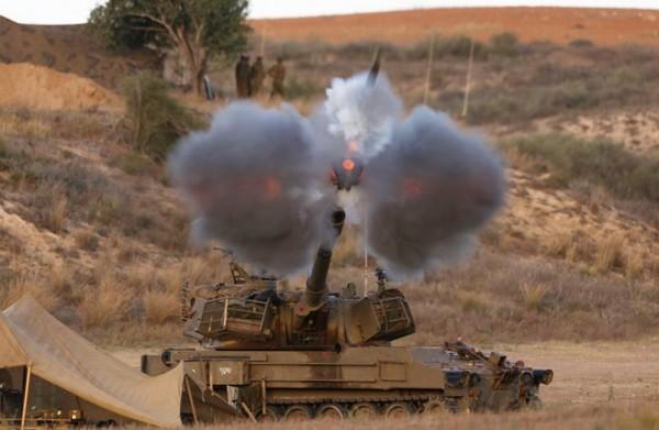 مدفعية الاحتلال تقصف نقطة رصد شرقي غزة 9998893109