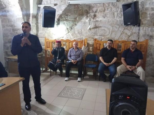 مجلس الوسط يقيم مأدبة افطار وامسية رمضانية لذوي الشهداء والاسرى في القدس
