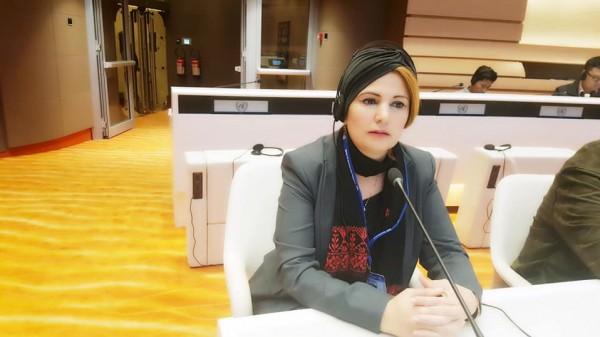 عائشة حموضه: العالم متحد لإقرار اتفاقية منع العنف والتحرش في عالم العمل