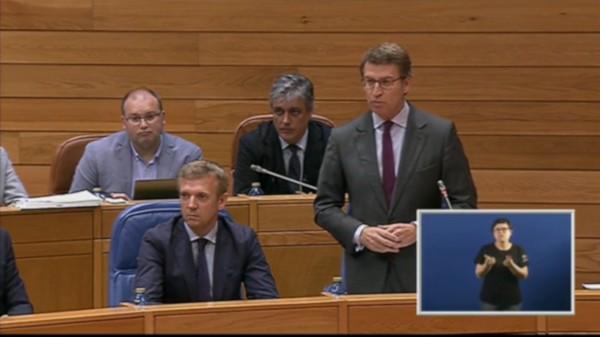 برلمان الشعب الجاليقي بشمال اسبانيا يصوت بلاجماع لصالح حقوق الشعب الفلسطيني