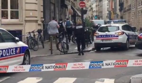 فيديو: احتجاز رهائن على يد مسلح في باريس