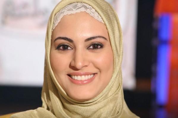 منى أبو سليمان ترفض دعوة لجورج كلوني والسبب حجابها!