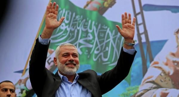 هنية: شكرًا للمغرب ولمصر لوقوفهما بجانب الشعب الفلسطيني