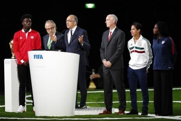 ثلاث دول تستضيف كأس العالم 2026