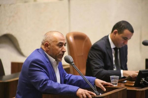النائب أبو عرار يستجوب وزير الرفاه والخدمات الإجتماعية