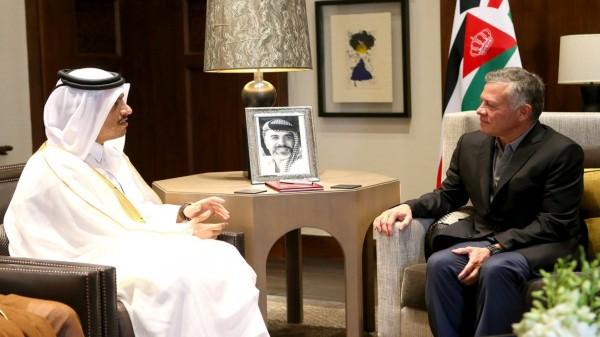 قطر تدعم الأردن بـ 500 مليون دولار و10 آلاف فرصة عمل