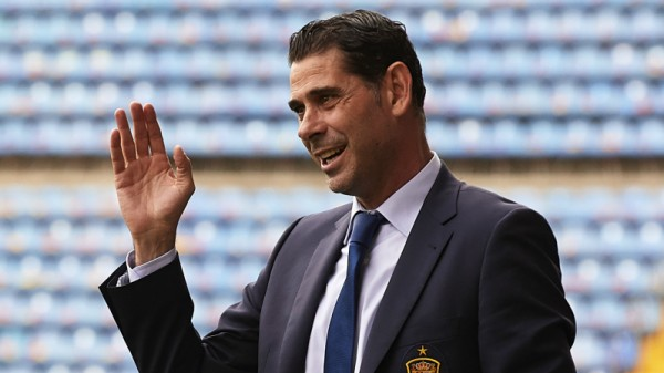 هييرو مدرباً لمنتخب إسبانيا بدلاً من المقال لوبيتيغي