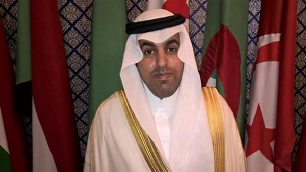 رئيس البرلمان العربي يُرحب بقرار توفير الحماية للشعب الفلسطيني