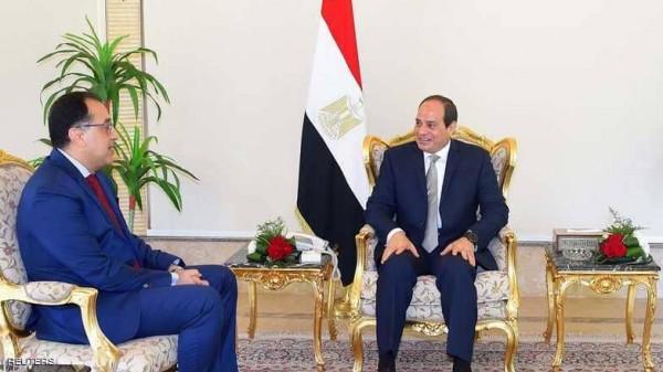 مصر: تعيين وزيرين جديدين للدفاع والداخلية