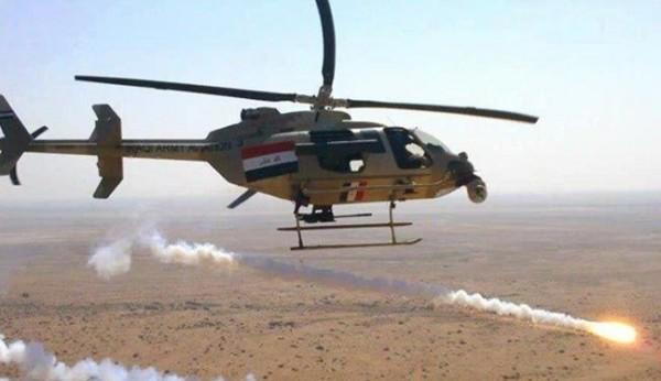 مقتل ستة عناصر من تنظيم الدولة بقصف جوي شمالي العراق