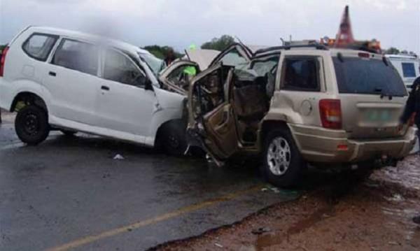 وفاة مواطن وإصابة ستة آخرين في حادث سير بين رام الله ونابلس