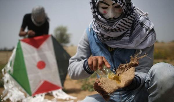 الإعلام الإسرائيلي: الحل البديل لإنهاء الطائرات الورقية هو الحرب