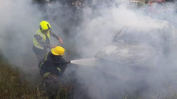 الدفاع المدني يتعامل مع 407 حادث إطفاء وإنقاذ خلال أسبوع