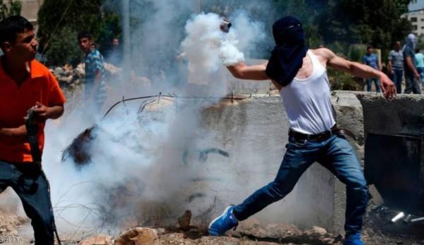 إصابة مواطن برصاص الاحتلال في المزرعة الغربية