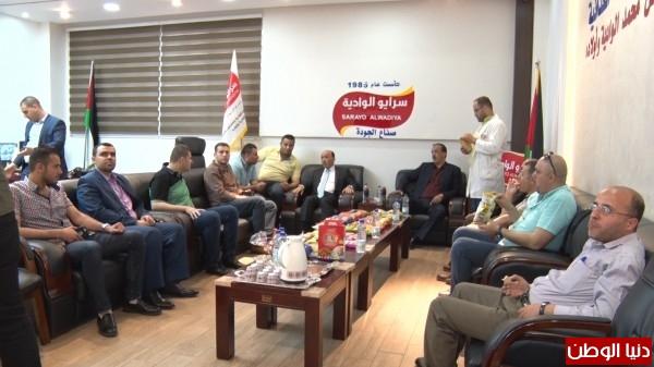 فيديو: الوزير الحساينة يزور مجموعة مصانع (سرايو الوادية)