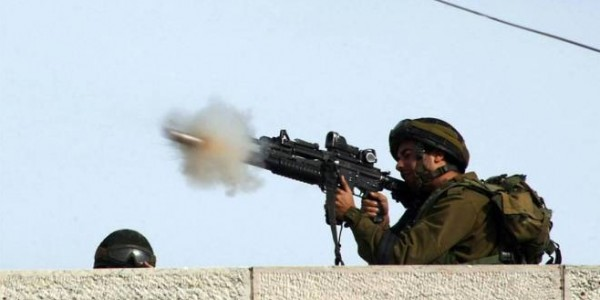 إصابة شاب برصاص الاحتلال جنوب بيت لحم