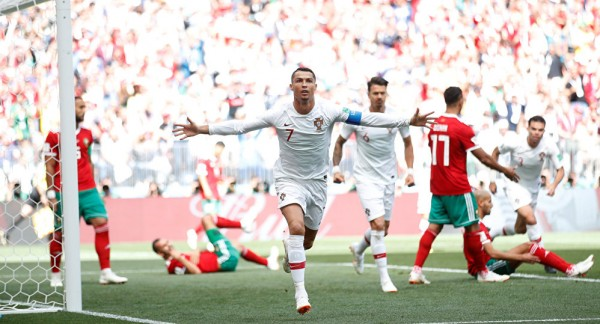 شاهد: المغرب ثاني منتخب عربي يغادر كأس العالم