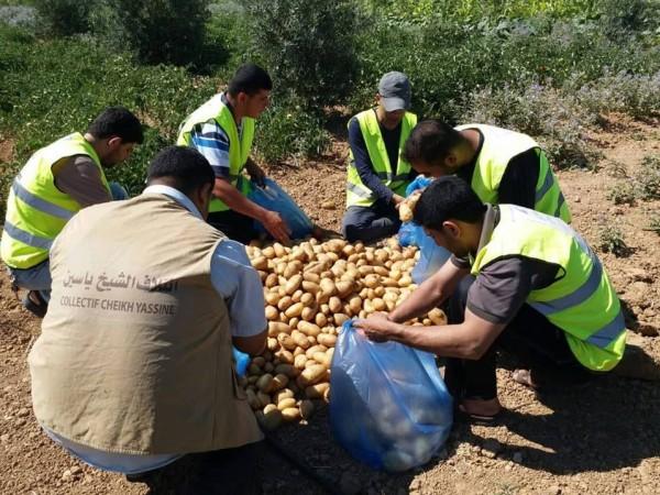غزة: ائتلاف الشيخ ياسين يختتم مشاريع رمضان بمهرجان للأطفال
