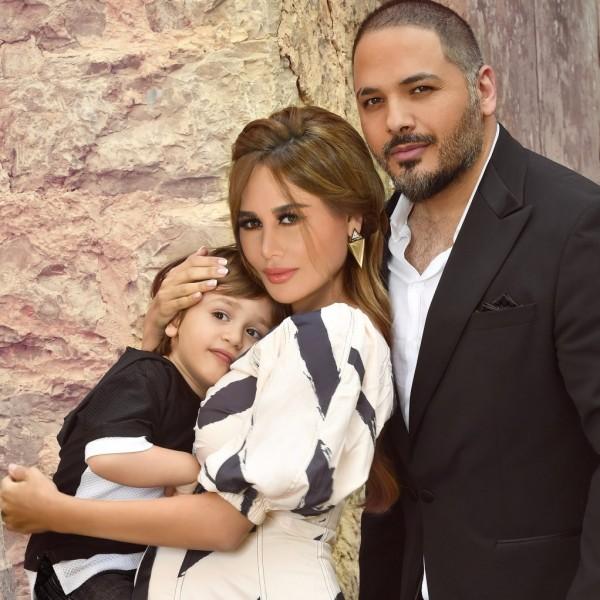 رامي وداليدا عياش يرزقان بطفلتهما التي أطلقا عليها اسم مميز