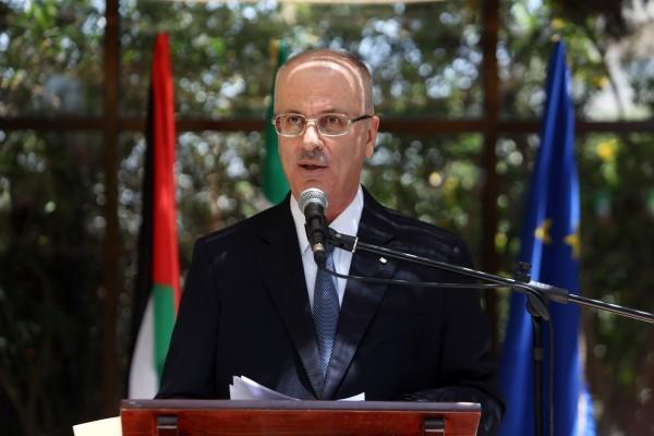 الرئيس الإيطالي يمنح الحمد الله وسام نجمة إيطاليا لتميزه بخدمة شعبه ووطنه