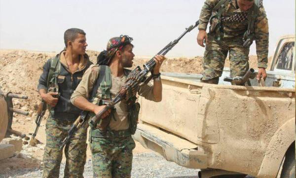 تطهير الحسكة السورية بالكامل من عناصر تنظيم الدولة