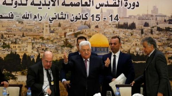 قيادي فلسطيني: خليفة الرئيس عباس يُحدده المجلس المركزي لمنظمة التحرير