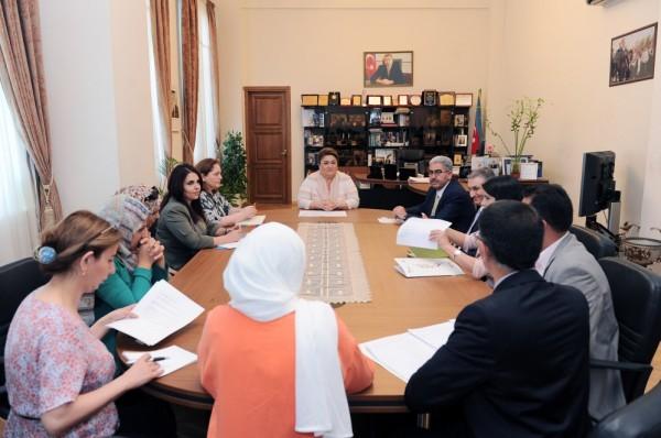 جبارين يَطّلع على التجربة الأذربيجانية في قطاع الحكم المحلي والنوع الاجتماعي