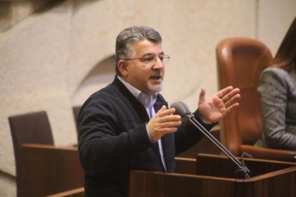 """النائب """"جبارين"""" يستجوب نائب وزير الصحة الإسرائيلي حول مستشفيات الناصرة"""