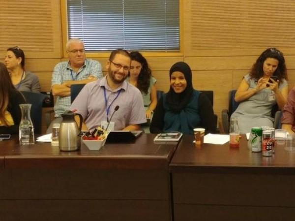 سيكوي يشارك في يومي اللغة العربية والمواصلات بالكنيست
