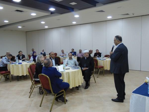 """ورشة عمل حول """"وثيقة إعلان المدارس آمنة والتزامات فلسطين بحماية التعليم"""""""