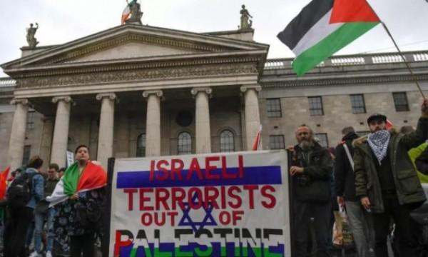 البرلمان الإيرلندي يُقر حظر استيراد منتجات المستوطنات الإسرائيلية