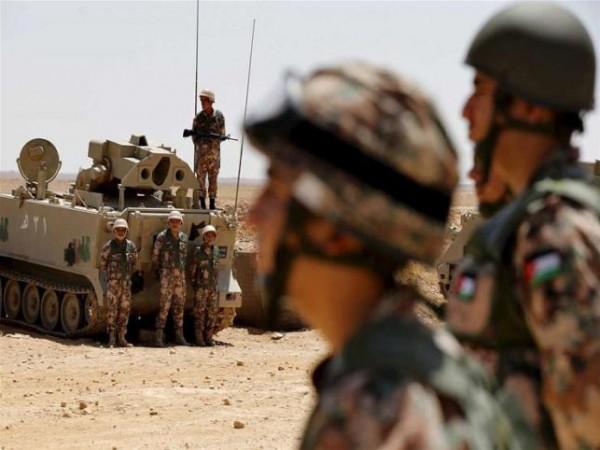 """الجيش الاردني يعتقل شخصا حاول """"التسلل"""" لفلسطين"""