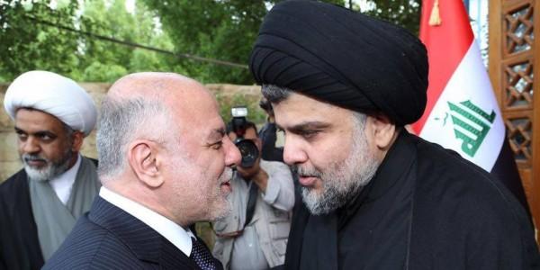 الصدر للعبادي: استقيل من حزبك ثم تولى رئاسة الحكومة العراقية