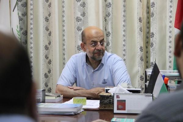 عصام يوسف يرحب بمشاركة النائب الأردني السعود في أسطول الحرية