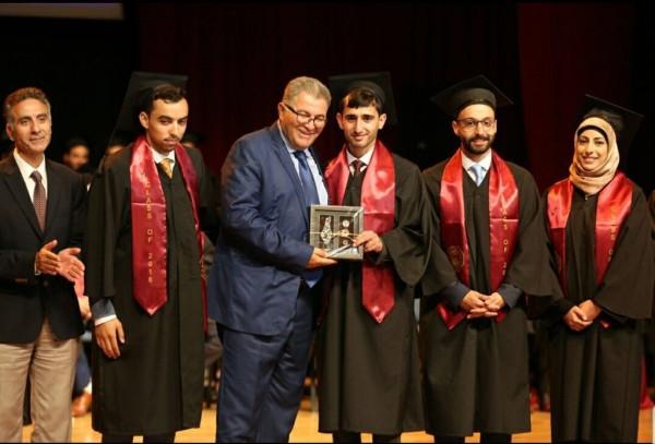 جامعة القدس تحتفل باليوبيل الفضي لتأسيس كلية الطب الأولى في فلسطين
