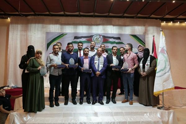 كتلة الصحفي الفلسطيني تعلن أسماء الفائزين بــ (جائزة العودة للصحافة)