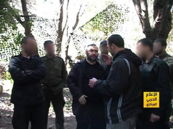 """شاهد بالصور.. قادة """"حزب الله"""" قبيل تنفيذ عملية أسر إسرائيليين في 2006"""