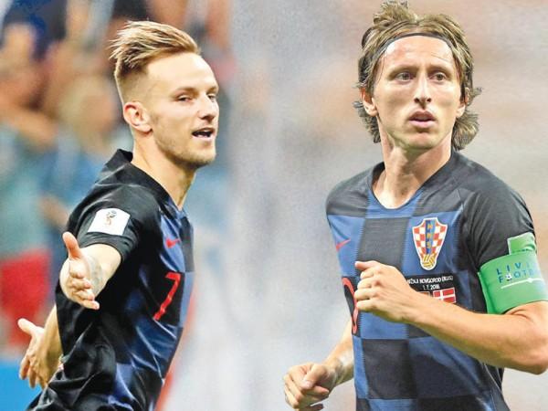 راكيتيتش يصفع صديقه: مودريتش يعشق برشلونة