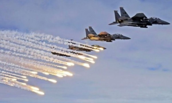 طائرات الاحتلال الإسرائيلي تستهدف موقعاً للجيش السوري شمال مطار النيرب بحلب