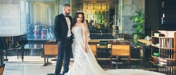"""فتاة تكشف: """"هذه صور زفافي وليست صور شيري عادل ومعز مسعود"""""""