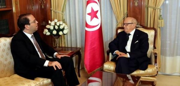 الرئيس التونسي يدعو رئيس الحكومة للاستقالة أو اللجوء للبرلمان