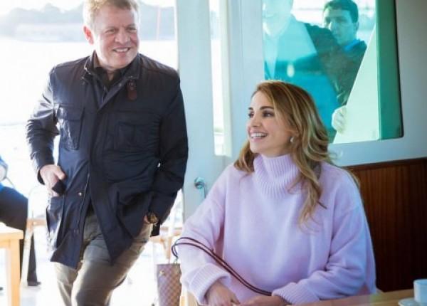 """شاهد: سابقة أردنية خطيرة.. نائب يتطاول على """"الملكة رانيا"""" ويربك جلسة للبرلمان"""