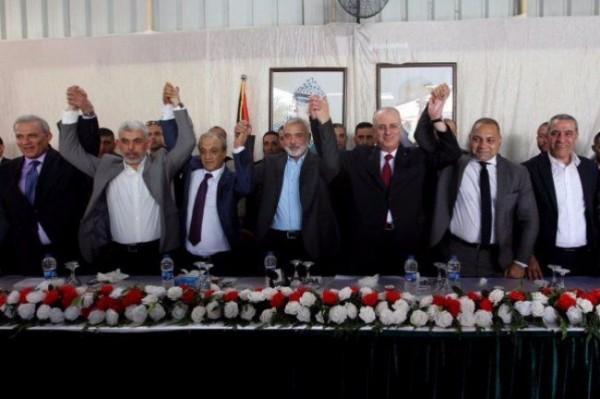 قيادي بحماس: وافقنا على الورقة المصرية وفق اتفاق 2011 وبثلاث قواعد مهمة