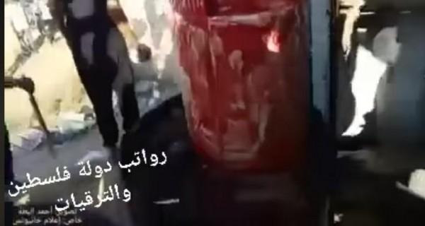 شاهد: شهداء وإصابات نتيجة القصف المدفعي شرق القطاع
