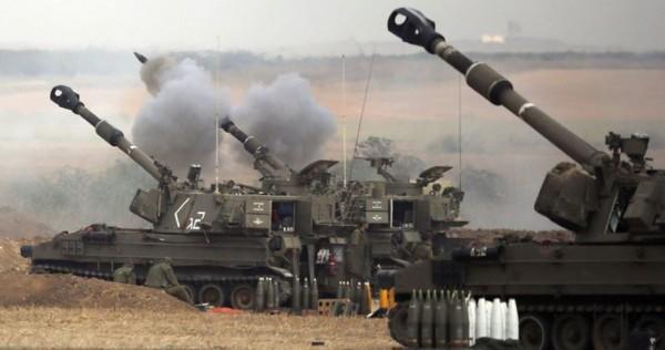 بعد الإعلان عن التهدئة.. مدفعية الاحتلال تقصف نقطة رصد للمقاومة شرقي غزة