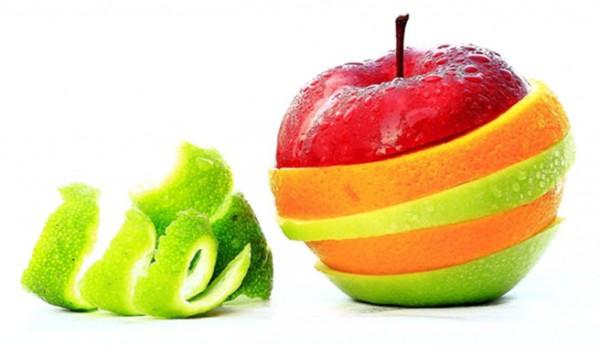 احذر..  لا تتناول هذه الخضار والفاكهة بقشرها