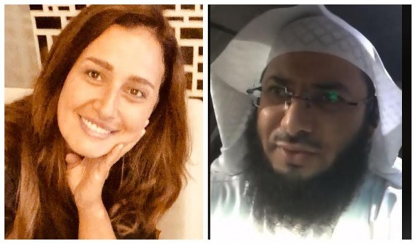 """شيخ سلفي يكشف: زوج حلا شيحة بكى بعد خلعها الحجاب """"عرضي انكشف"""""""