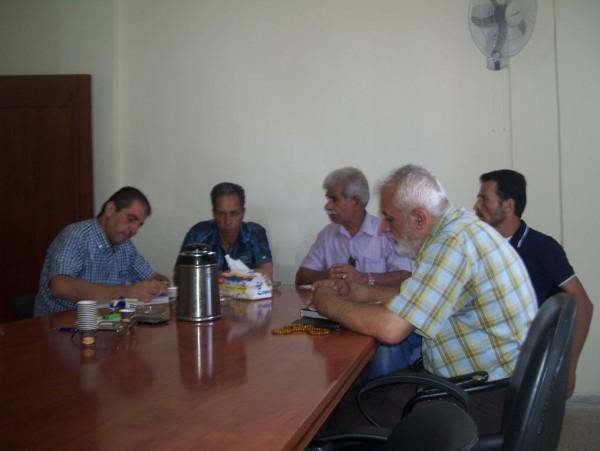 اللجنة الشعبية في عين الحلوة تعقد اجتماعها الدوري